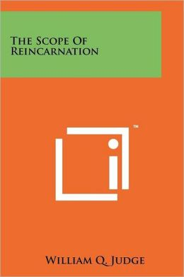 The Scope Of Reincarnation