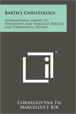 Barth's Christology