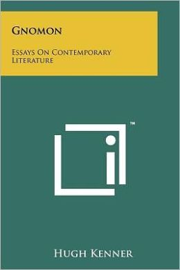Gnomon: Essays On Contemporary Literature