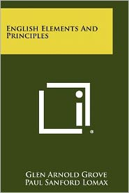 English Elements And Principles
