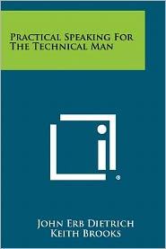 Practical Speaking for the Technical Man