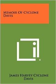 Memoir Of Cyclone Davis