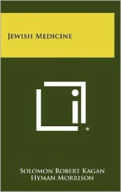 Jewish Medicine