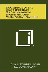 Proceedings of the First Conference on Environmental Engineering and Metropolitan Planning
