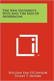 The New University Wits and the End of Modernism