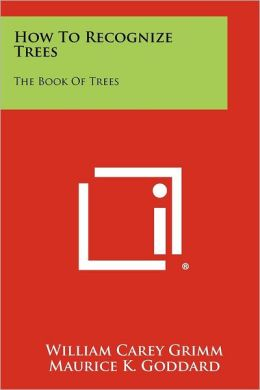 How to Recognize Trees: The Book of Trees