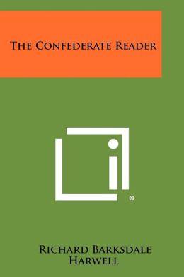 The Confederate Reader