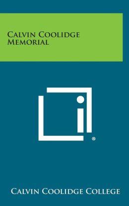Calvin Coolidge Memorial