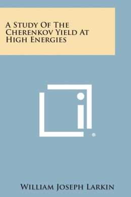A Study Of The Cherenkov Yield At High Energies