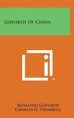 Goforth of China