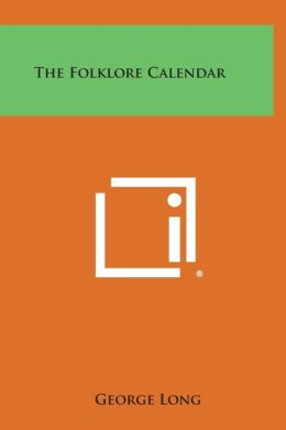 The Folklore Calendar