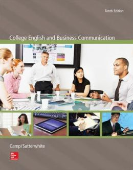 College English and Business Communication with Connect Access Card