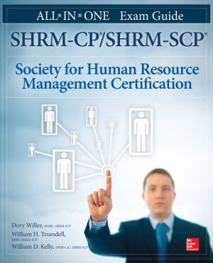 Book SHRM-CP/SHRM-SCP Certification All-in-One Exam Guide
