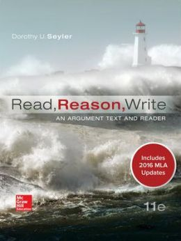 READ,REASON,WRITE:2016 MLA UPDATES ED.