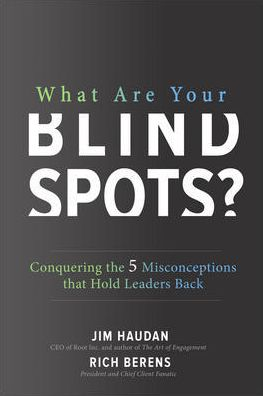 Book What Are Your Blind Spots? Conquering the 5 Misconceptions that Hold Leaders Back