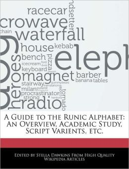 A Guide To The Runic Alphabet