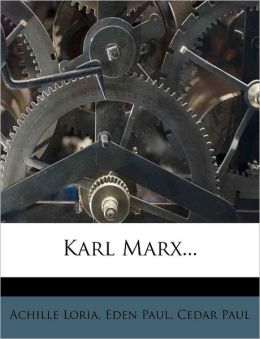 Karl Marx...