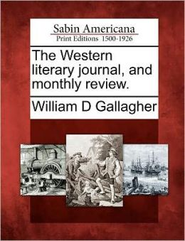 The Western literary journal, and monthly review.