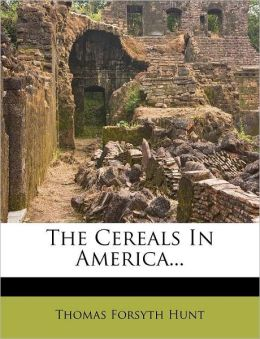 The Cereals In America...