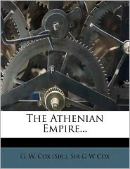 The Athenian Empire...