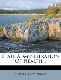 State Administration Of Health...