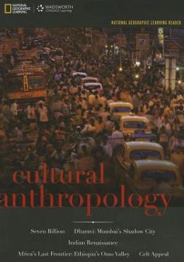 National Geographic Learning Reader: Cultural Anthropology (Book Only)