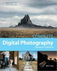 Book Cover Image. Title: Complete Digital Photography, Author: Ben Long