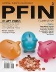 Book Cover Image. Title: PFIN3 (with CourseMate Printed Access Card), Author: Lawrence J. Gitman