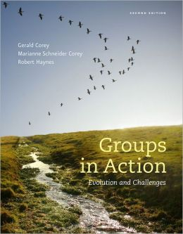 Groups in Action: Evolution and Challenges