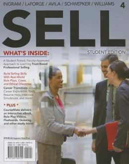 SELL 4 (with CourseMate Printed Access Card)