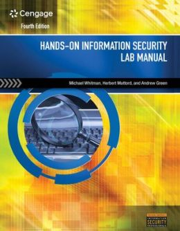 Hands-On Information Security Lab Manual (with CD-ROM)