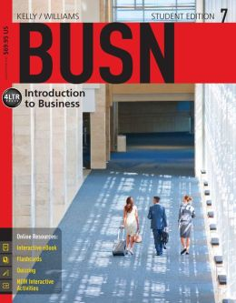 BUSN 7 (with CourseMate Printed Access Card)