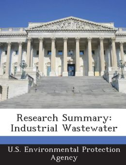 Research Summary: Industrial Wastewater