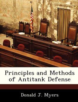 Principles and Methods of Antitank Defense