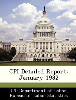 CPI Detailed Report: January 1982