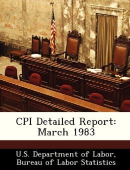 CPI Detailed Report: March 1983