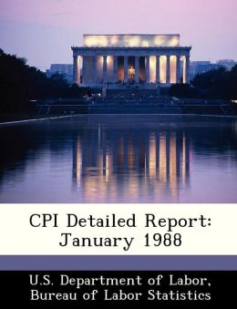 CPI Detailed Report: January 1988