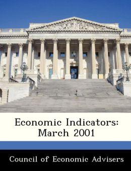 Economic Indicators: March 2001
