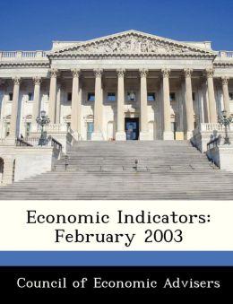 Economic Indicators: February 2003