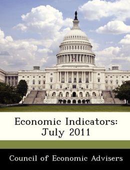 Economic Indicators: July 2011