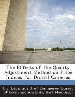 The Effects of the Quality Adjustment Method on Price Indices for Digital Cameras