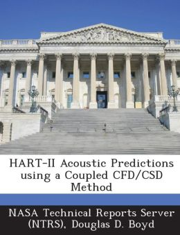 Hart-II Acoustic Predictions Using a Coupled Cfd/CSD Method