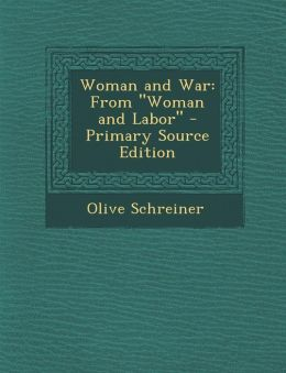 Woman and War: From Woman and Labor