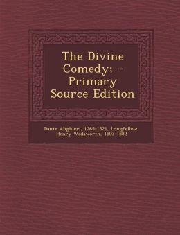 Divine Comedy;