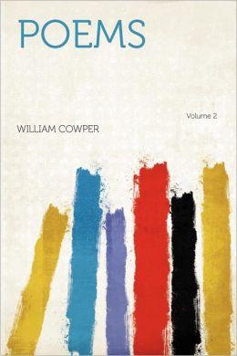 Poems Volume 2