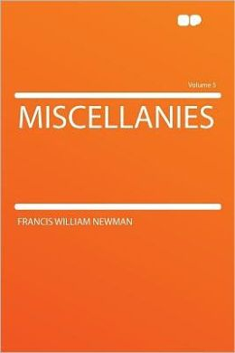Miscellanies Volume 5