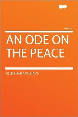 An Ode on the Peace