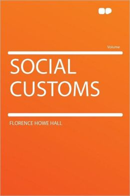 Social Customs