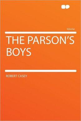 The Parson's Boys