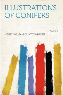 Illustrations of Conifers Volume 2